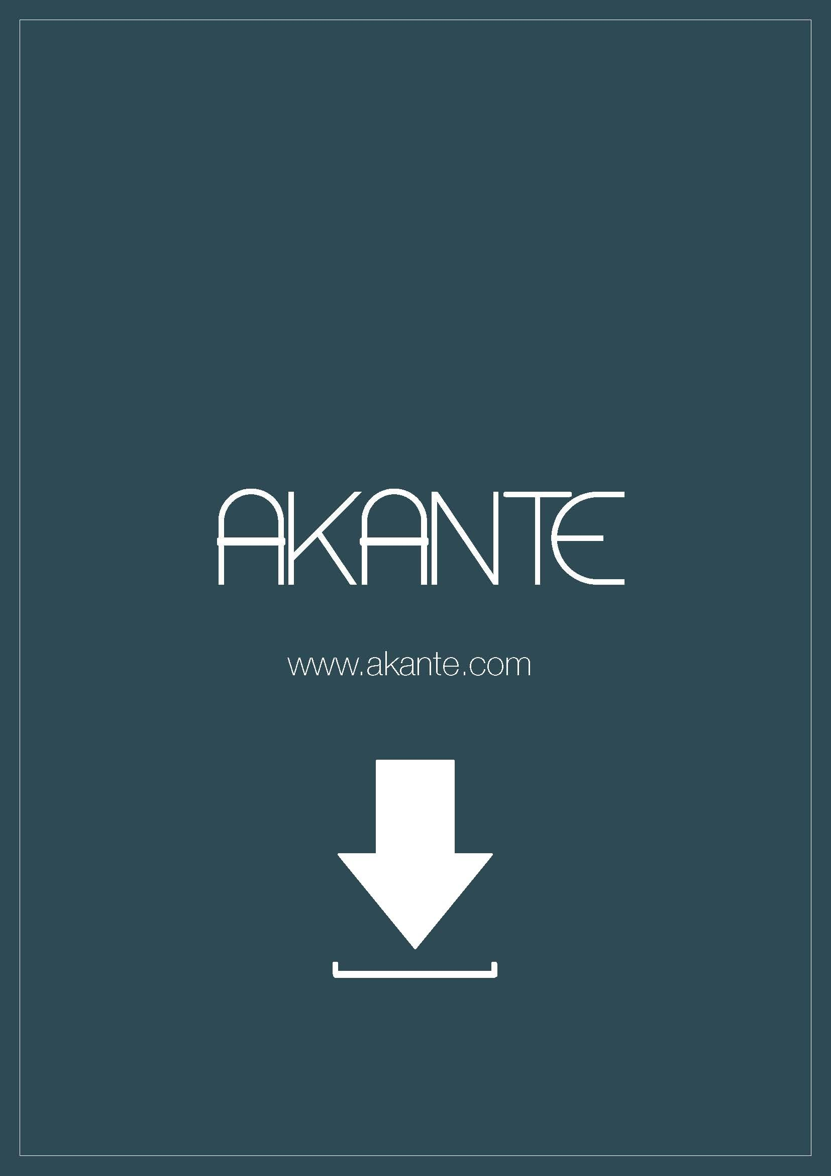 Catalogue Akante 01/2018